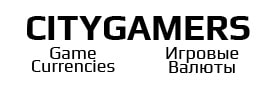 City Gamers logo