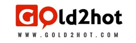 Gold2hot logo