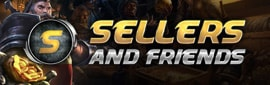 Sellers and Friends logo