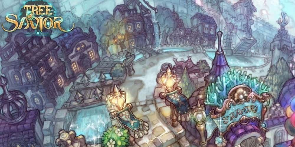 tree of savior december content patch